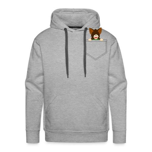 Chibi in your pocket - Men's Premium Hoodie