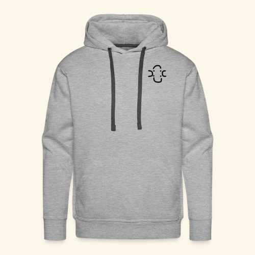 4 Visages classic design - Men's Premium Hoodie