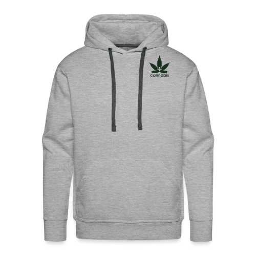 Medical Cannabis Supporter - Men's Premium Hoodie
