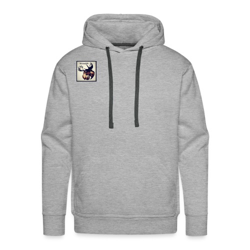 Moosmilk Signuture Merch - Men's Premium Hoodie