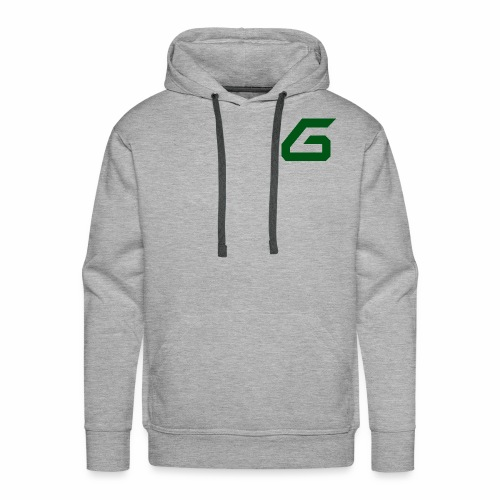 The New Era M/V Sweatshirt Logo - Green - Men's Premium Hoodie