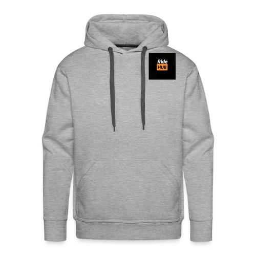 RideHUB - Men's Premium Hoodie