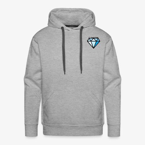C. Productions Diamond Logo - Men's Premium Hoodie