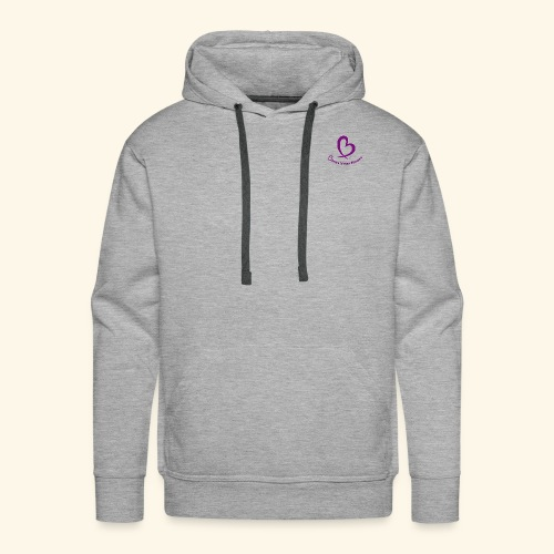 Bless Your Heart® Purple - Men's Premium Hoodie
