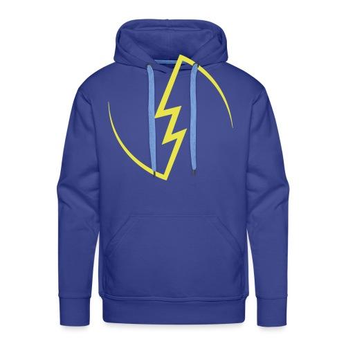 Electric Spark - Men's Premium Hoodie