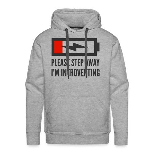 introverting - Men's Premium Hoodie