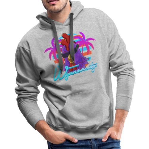 Palmed Out Wynnsanity - Men's Premium Hoodie
