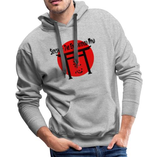 Senshin: The Enlightened Mind - Men's Premium Hoodie