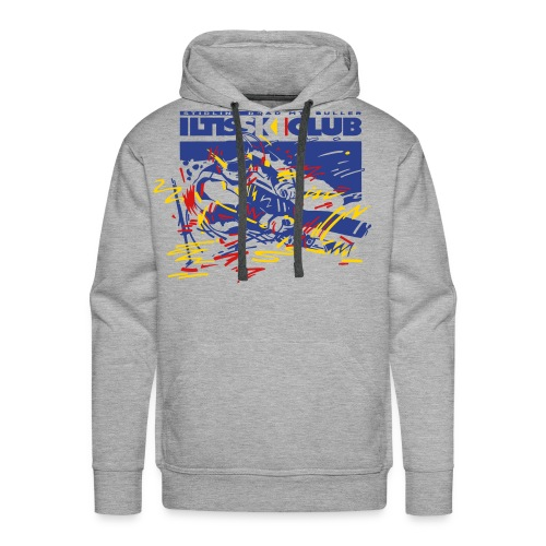 Iltis Ski Club - Men's Premium Hoodie