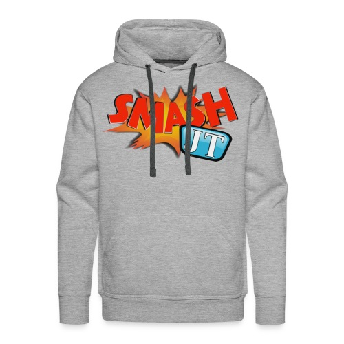 Smash JT Classic Logo - Men's Premium Hoodie