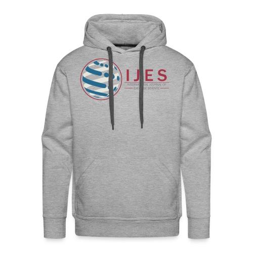 IJES side - Men's Premium Hoodie