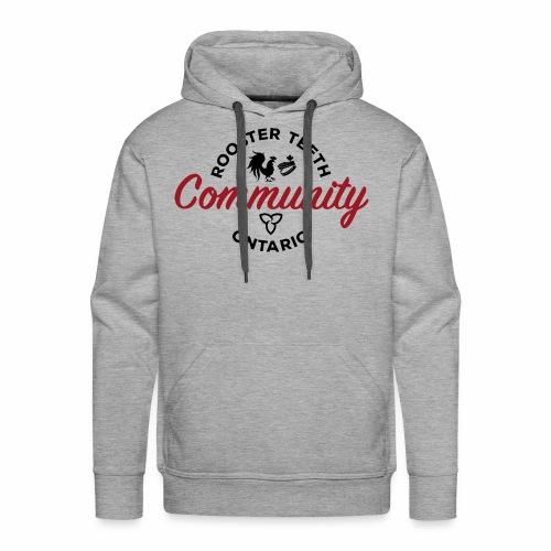 Rooster Teeth Ontario Community - Men's Premium Hoodie