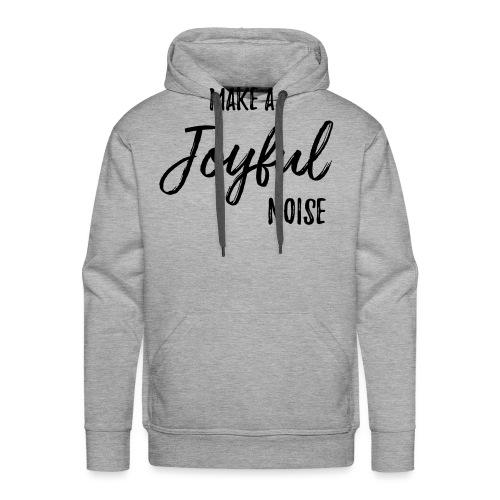 joyfulnoise2 - Men's Premium Hoodie