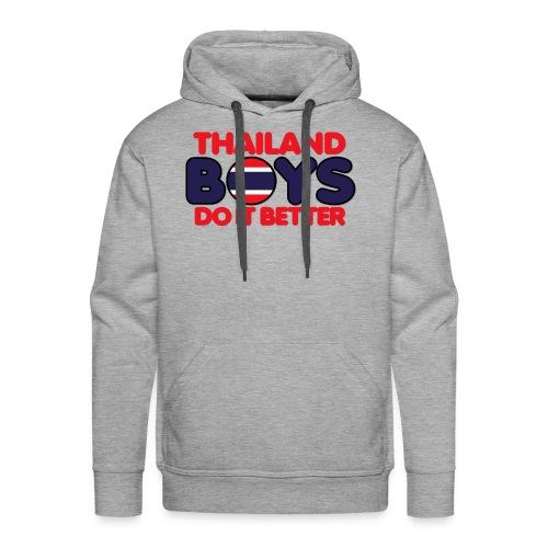 2020 Boys Do It Better 06 Thailand - Men's Premium Hoodie