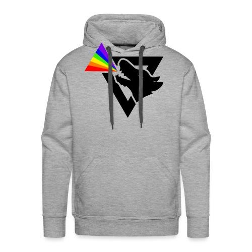 thatz gaming logo black - Men's Premium Hoodie