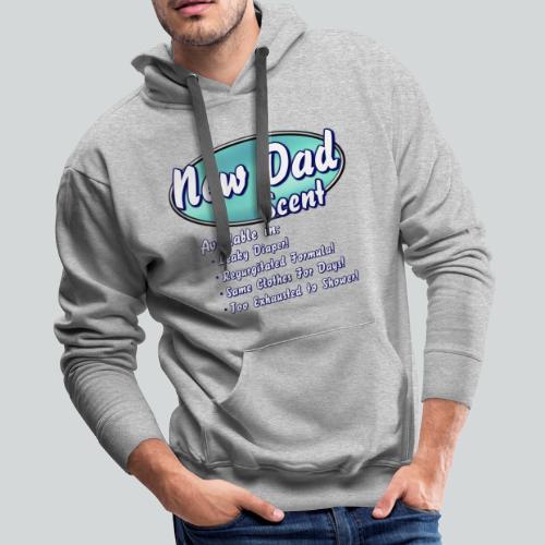 New Dad Scent - Men's Premium Hoodie