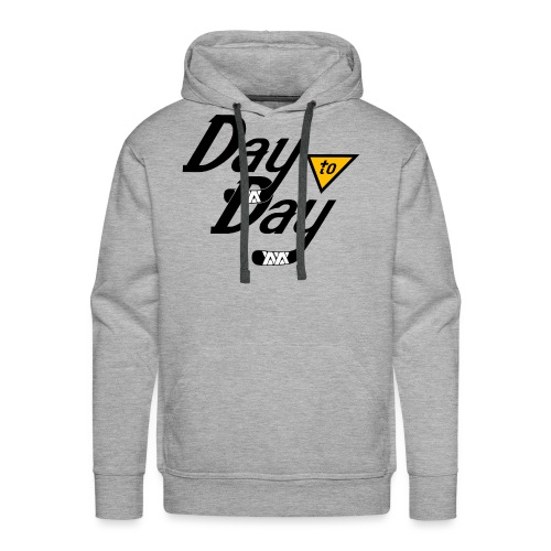 Day to Day - Men's Premium Hoodie