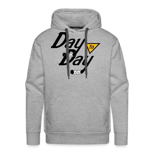 Day to Day - Men's Premium Hoodie