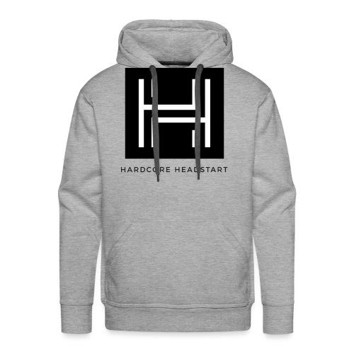 Hardcore Headstart m - Men's Premium Hoodie
