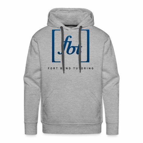 Fort Bend Tutoring Logo [fbt] - Men's Premium Hoodie