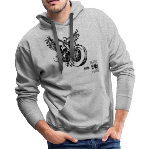 Flying Rat - Men's Premium Hoodie