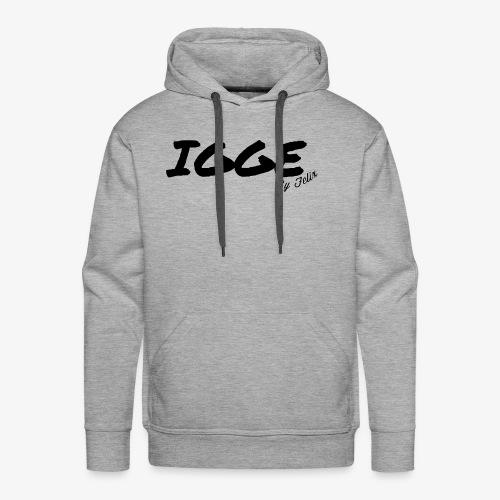 IGGE by Felix - Men's Premium Hoodie