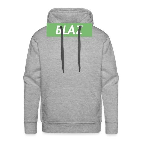 BLAZ LOGO - Men's Premium Hoodie