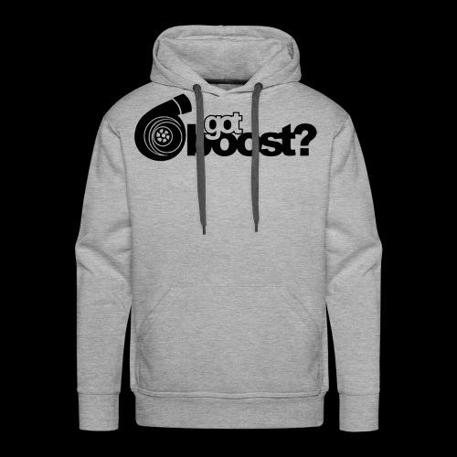 got boost? - Men's Premium Hoodie