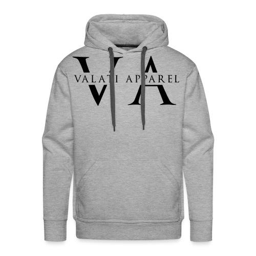 VA Strikethrough - Men's Premium Hoodie