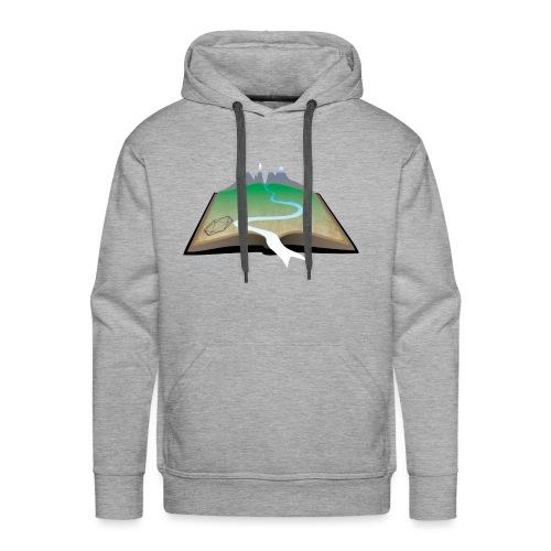 ANU Roleplaying Society Logo T-Shirt - Men's Premium Hoodie