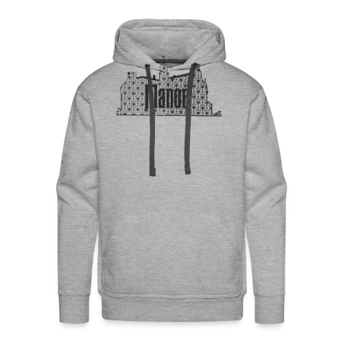 Mind Your Manors - Men's Premium Hoodie