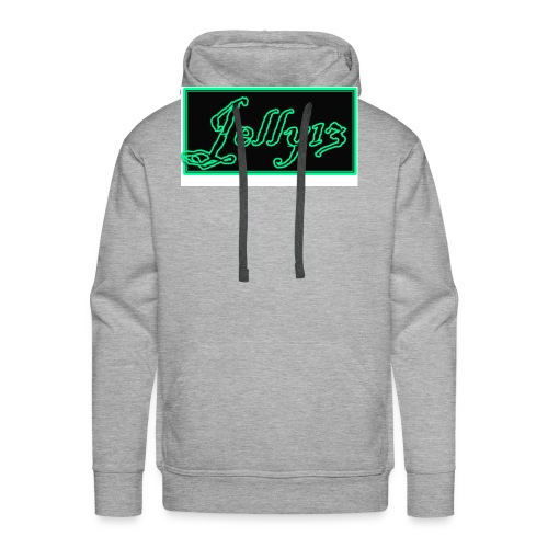 Jelly13 Name - Men's Premium Hoodie