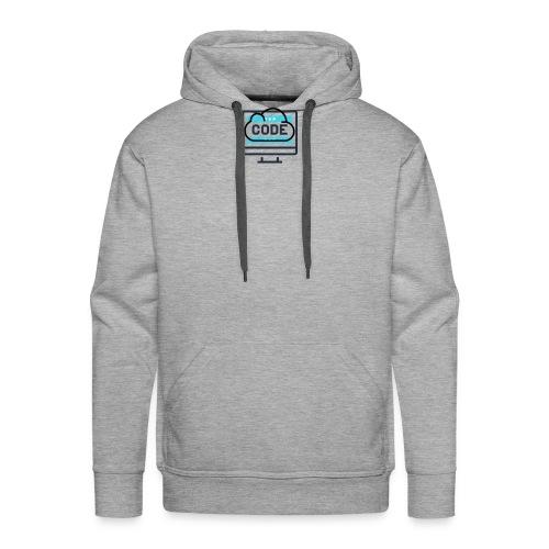 #CodesIsTheBestOwner - Men's Premium Hoodie