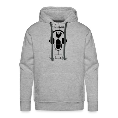 Give Zero Clucks - Men's Premium Hoodie