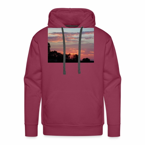 Sunset of Pastels - Men's Premium Hoodie