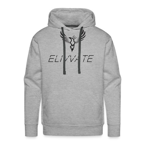 Official Elivvate Logo - Men's Premium Hoodie