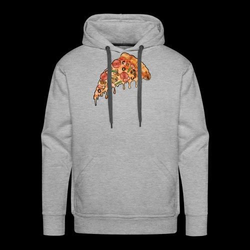 THE Supreme Pizza - Men's Premium Hoodie