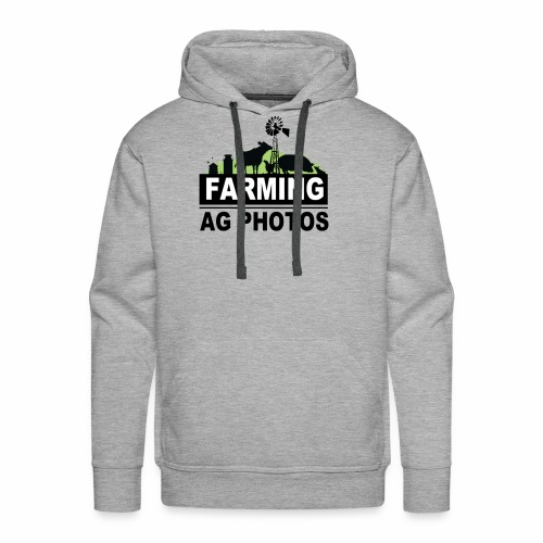 Farming Ag Photos - Men's Premium Hoodie