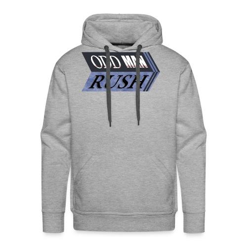 Odd Man Rush - Men's Premium Hoodie