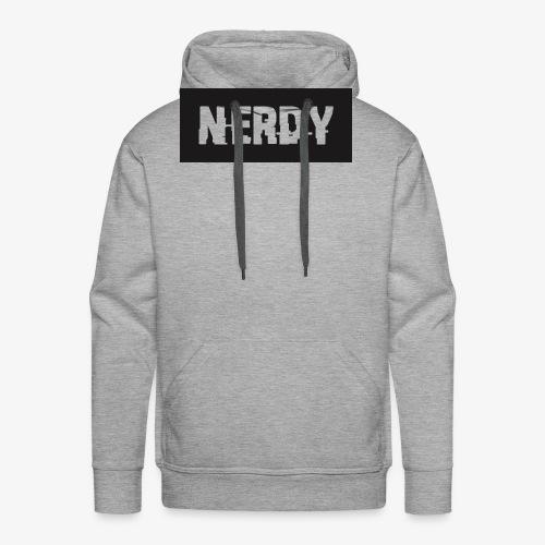 NerdyMerch - Men's Premium Hoodie