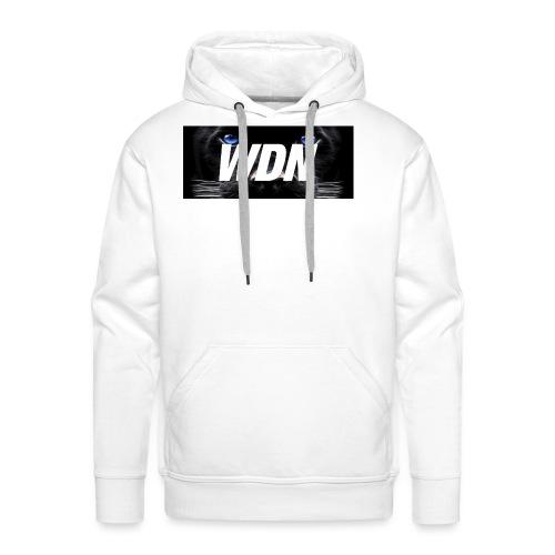 WDN black - Men's Premium Hoodie