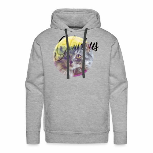 Glorious Cat - Men's Premium Hoodie