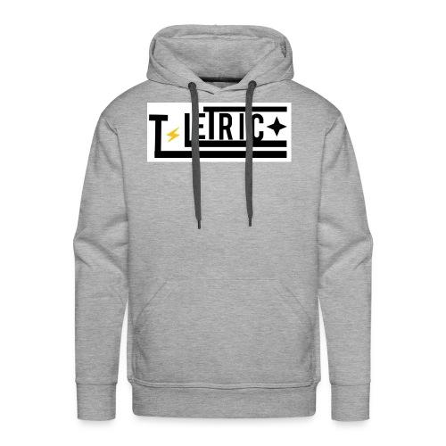 T-LETRIC Box logo merchandise - Men's Premium Hoodie