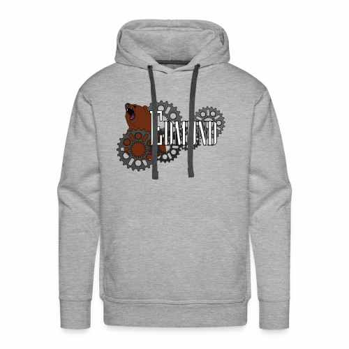 Bear & Gears - Men's Premium Hoodie