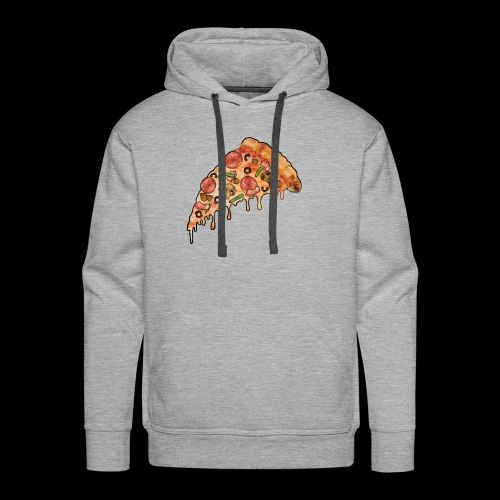 THE Supreme Pizza - Men's Premium Hoodie