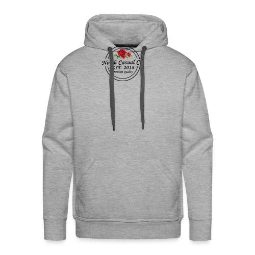 North Casual Co. - Men's Premium Hoodie
