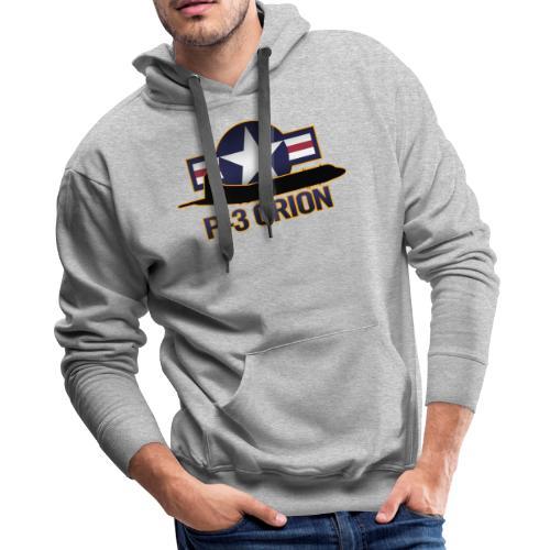 P-3 Orion - Men's Premium Hoodie