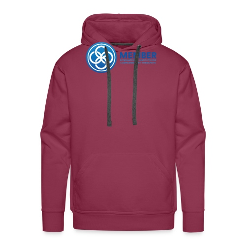 IICT Member Logo - Men's Premium Hoodie
