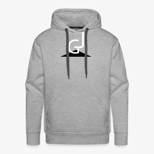 James Garlimah Logo - Men's Premium Hoodie