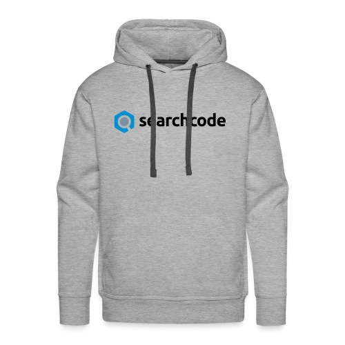 searchcode logo - Men's Premium Hoodie